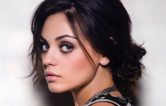 Mila Kunis, un primo piano dell'attrice