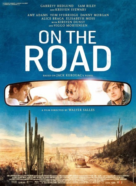 On the Road: ecco la nuova locandina