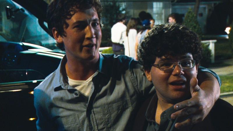 Project X: Miles Teller e Jonathan Daniel Brown in una scena