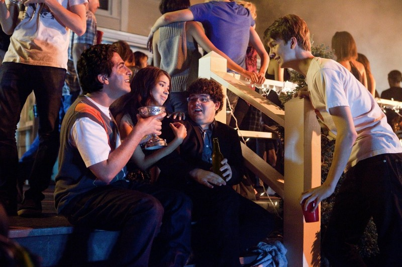 Project X: Oliver Cooper, Thomas Mann e Jonathan Daniel Brown in una immagine del film