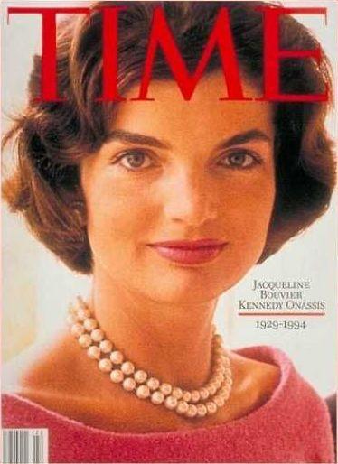TIME celebra Jackie Kennedy con una copertina del 1994