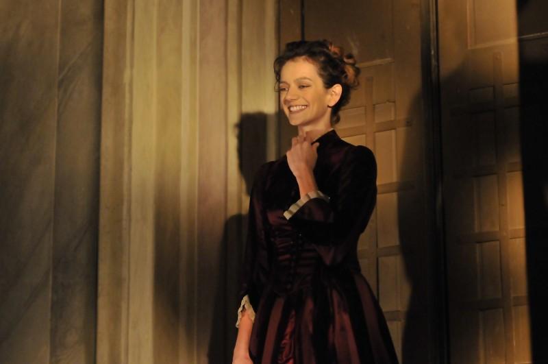 Diana Dell'Erba in Rasputin di L. Nero