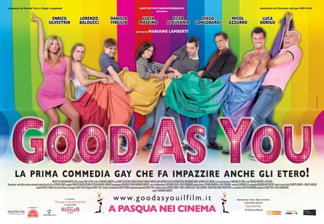 Good as You: il wallpaper del film