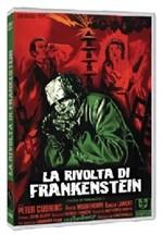 La copertina di La rivolta di Frankenstein (dvd)