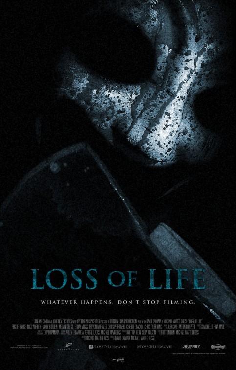 Loss of Life: ancora un nuovo poster per l'horror di David Damiata