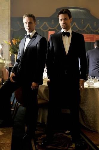 Nikita: Devon Sawa e Shane West nell'episodio Falling Ash