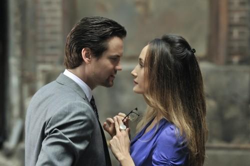 Nikita: Maggie Q e Shane West nell'episodio Knightfall