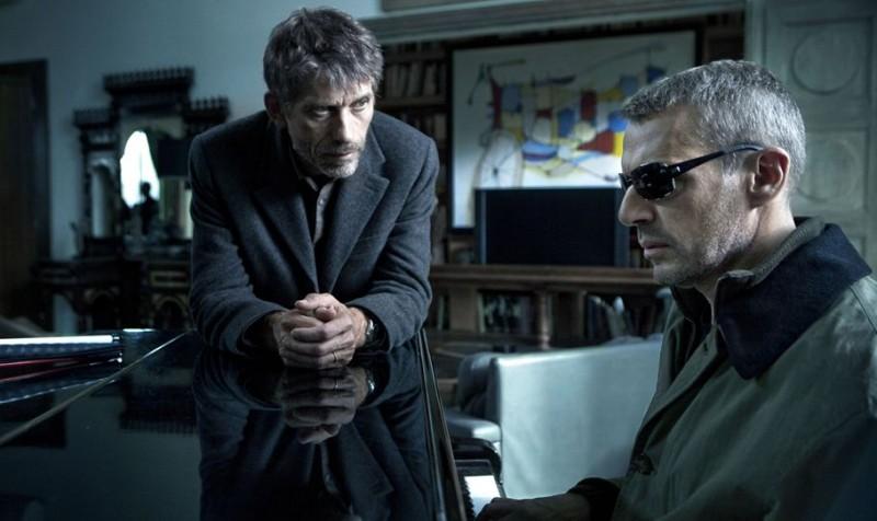 Lambert Wilson e Jacques Gamblin nel thriller À l'aveugle