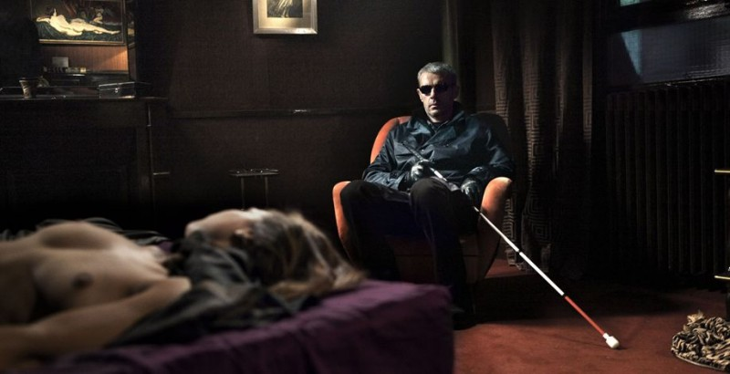Lambert Wilson nel thriller À l'aveugle