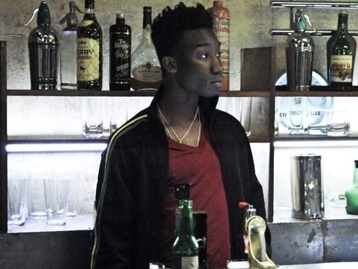 Misfits: Nathan Stewart-Jarrett in nel primo episodio della stagione 3