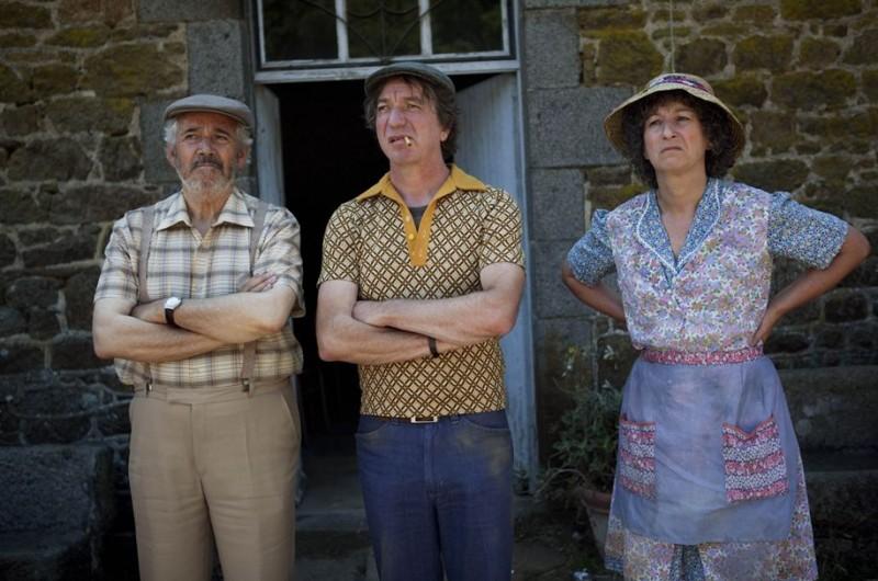 Nos plus belles vacances: una immagine della commedia francese