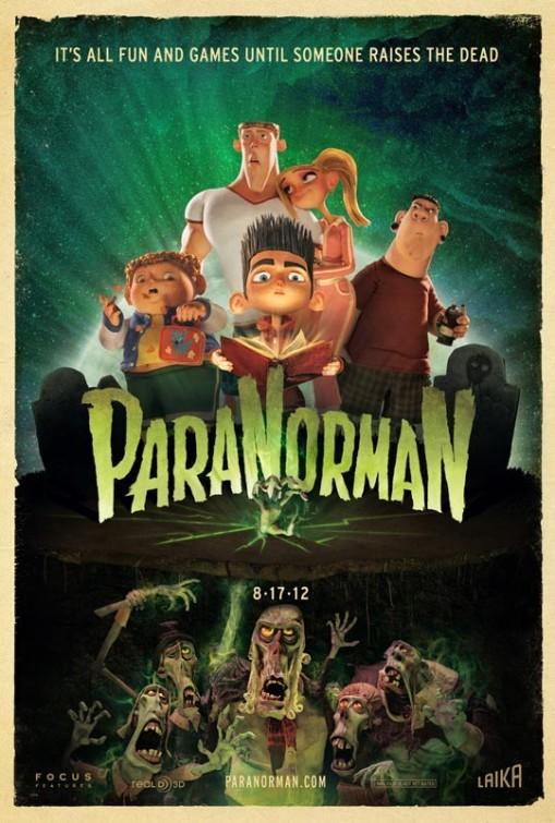 ParaNorman: nuovo poster USA
