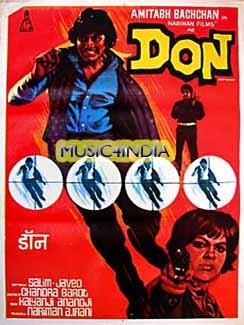 Don: la locandina del film