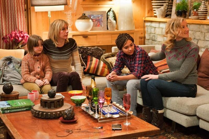 Julie Depardieu e Alexandra Lamy in Possessions, del 2012