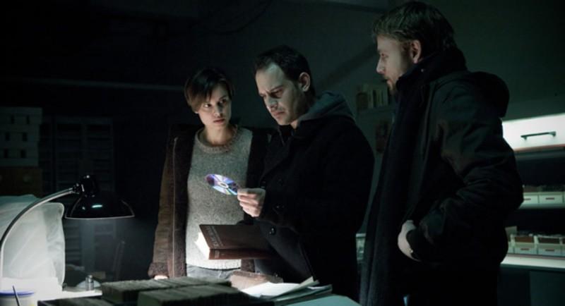 Kasia Smutniak accanto a Moritz Bleibtreu nel thriller The Fourth State