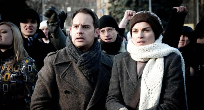 Kasia Smutniak con Moritz Bleibtreu nel thriller The Fourth State