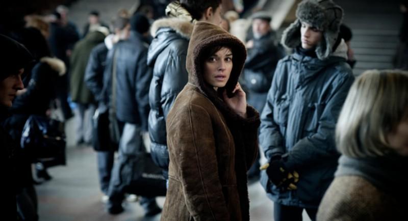 Kasia Smutniak nel film The Fourth State