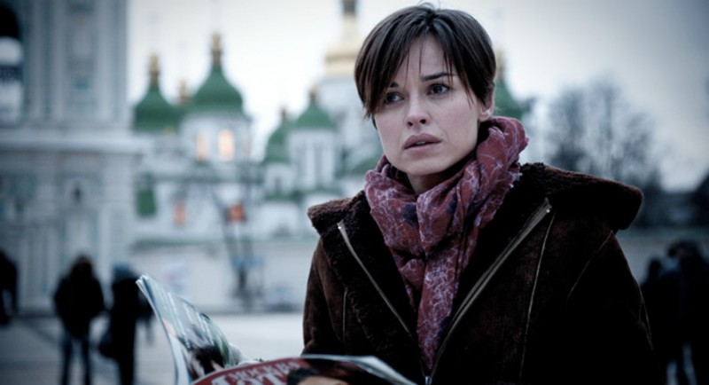 Kasia Smutniak nel thriller The Fourth State