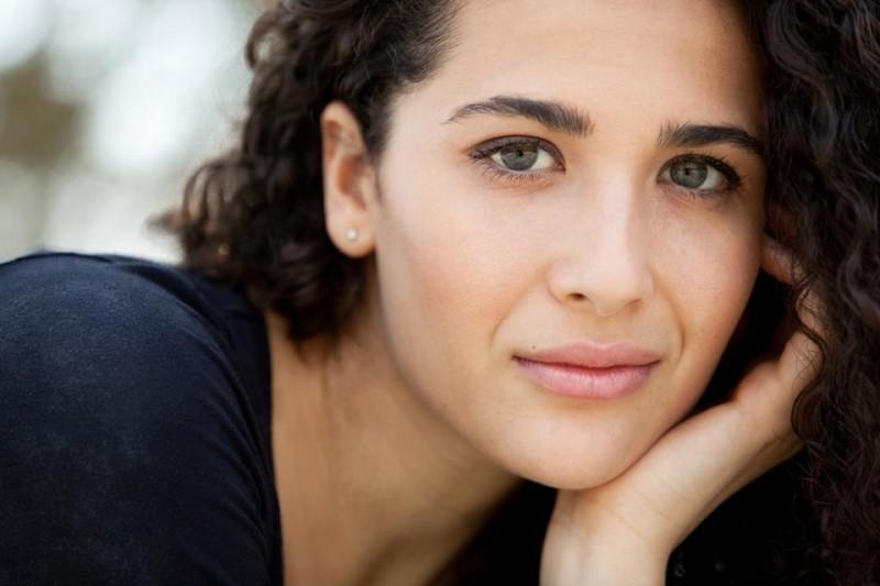 Katia Greco, una immagine dell'attrice