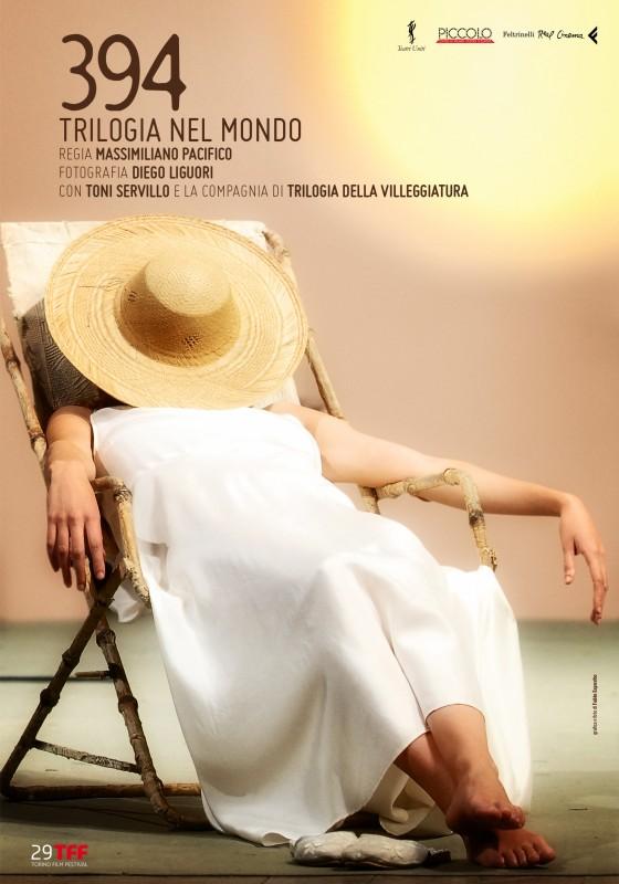 394 - Trilogia del mondo: la locandina del film