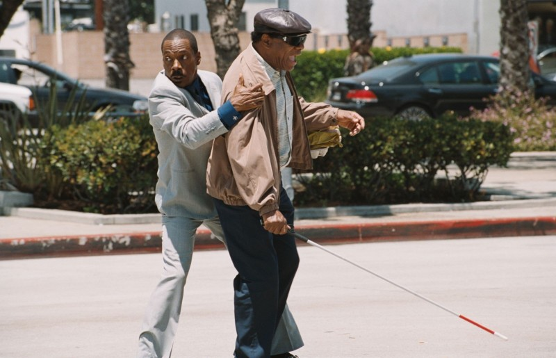 Eddie Murphy in A Thousand Words con John Witherspoon