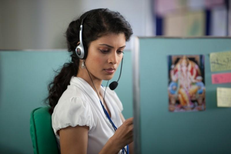 Marigold Hotel: Tena Desae in un'immagine tratta dal film