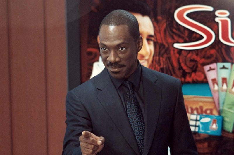 Eddie Murphy in A Thousand Words, commedia del 2012