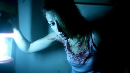Elizabeth Olsen è Sarah nel thriller Silent House.