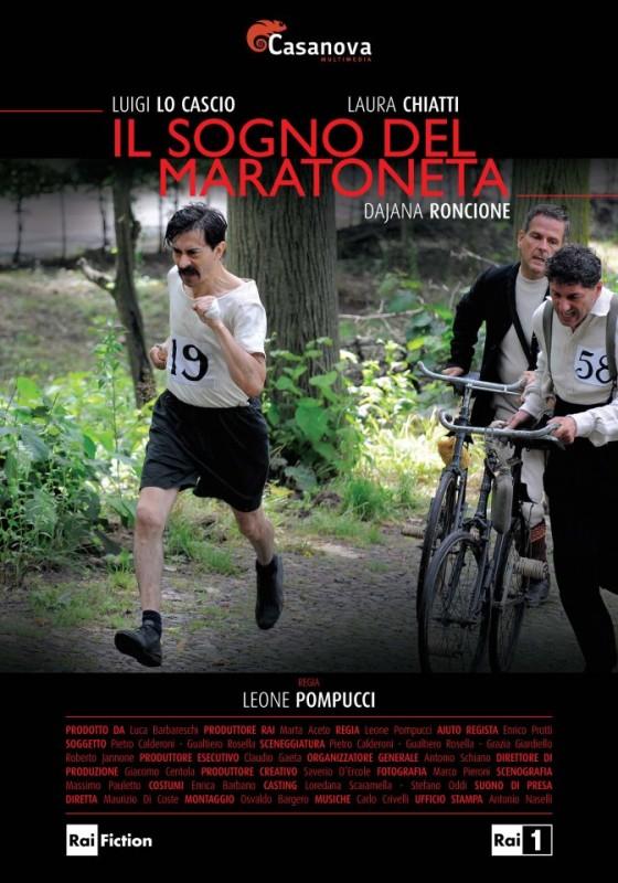 Il sogno del maratoneta: la locandina del film