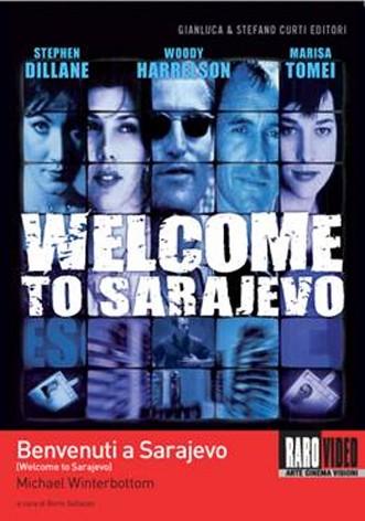 La copertina di Benvenuti a Sarajevo (dvd)