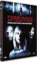 La copertina di Forbidden Attraction (dvd)