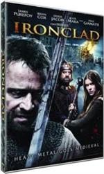 La copertina di Ironclad (dvd)