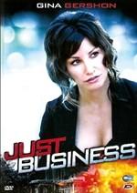 La copertina di Just Business (dvd)