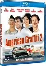 La copertina di American Graffiti 2 (blu-ray)