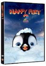 La copertina di Happy Feet 2 (dvd)