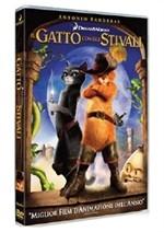 La copertina di Il gatto con gli stivali (dvd)