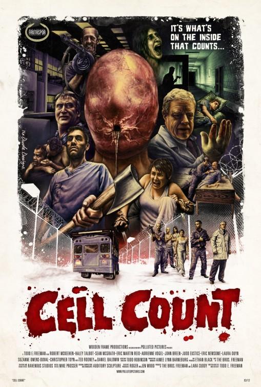 Cell Count: la locandina del film