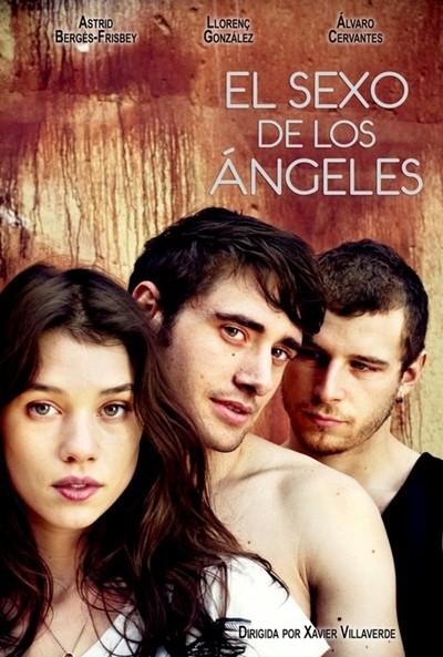 El sexo de los ángeles: la locandina del film