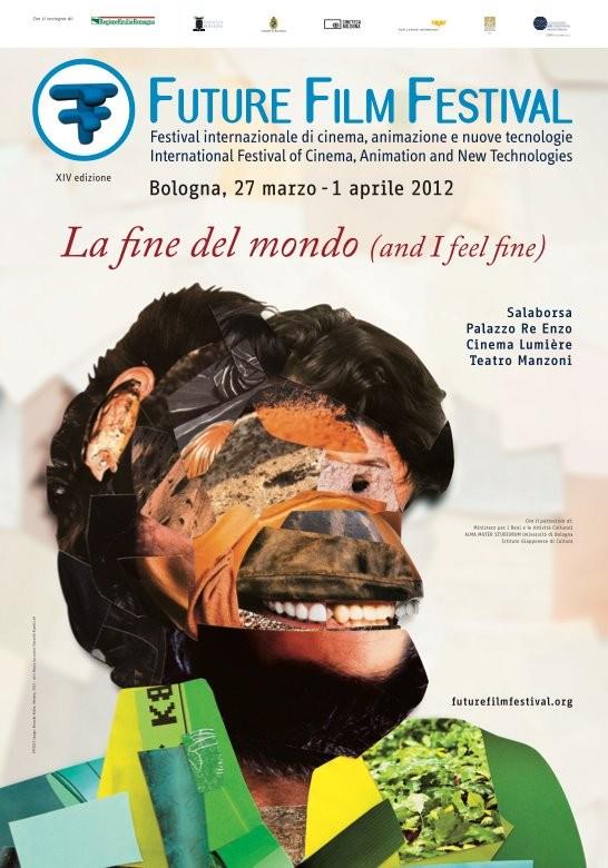Future Film Festival 2012: il manifesto ufficiale della 14ma edizione