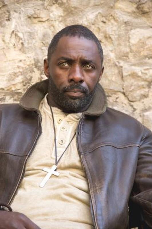 Ghost Rider: Spirito di vendetta, Idris Elba sul set del film