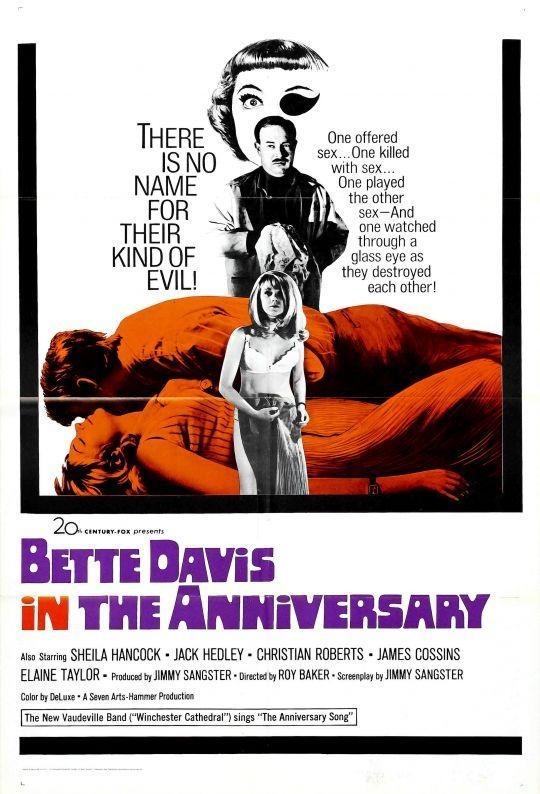 L'anniversario: la locandina del film