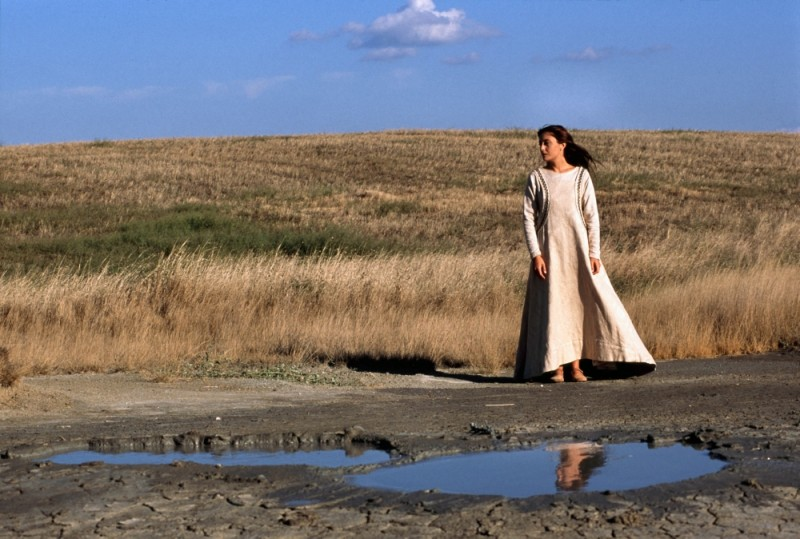 Quijote: Ginestra Paladino in una scena del film