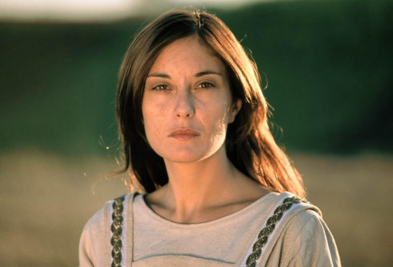 Quijote: Ginestra Paladino in una scena tratta dal film