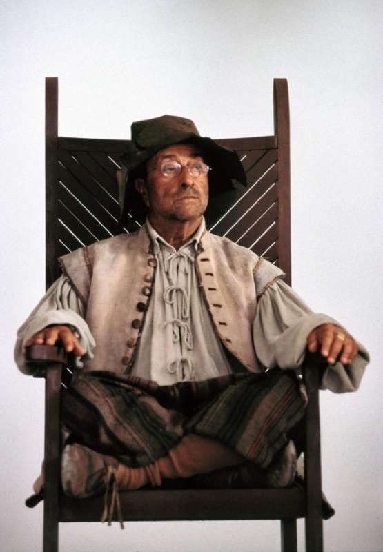 Quijote: Lucio Dalla in una foto promozionale del film