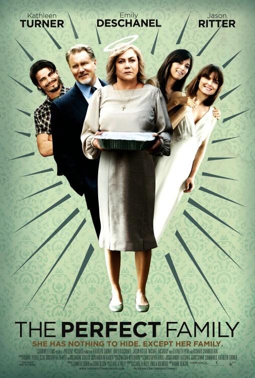 The Perfect Family: la locandina del film