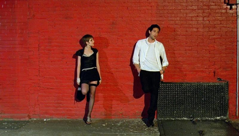 Adrien Brody in Detachment con Sami Gayle