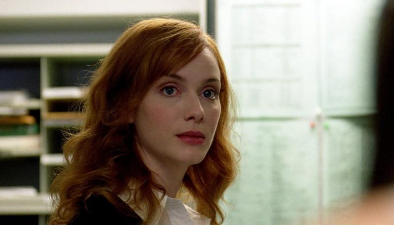 Christina Hendricks nel film Detachment