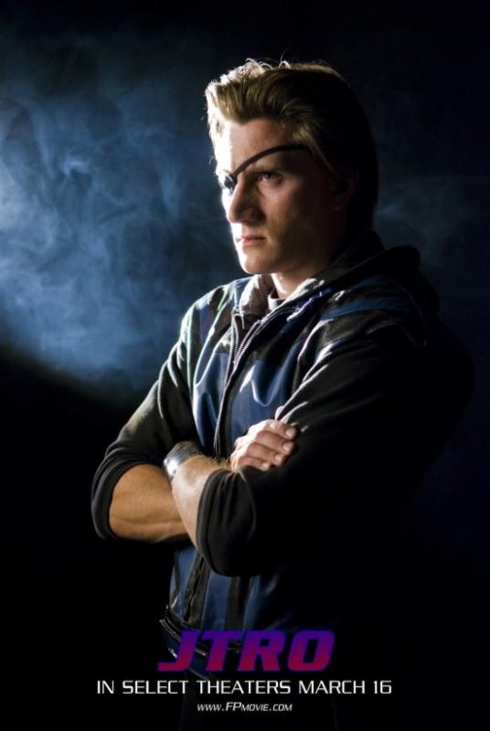 Ecco il character poster di JTRO, personaggio di The FP interpretato da Jason Trost