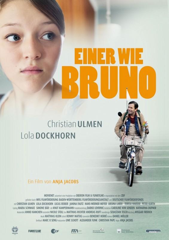 Einer wie Bruno: la locandina del film