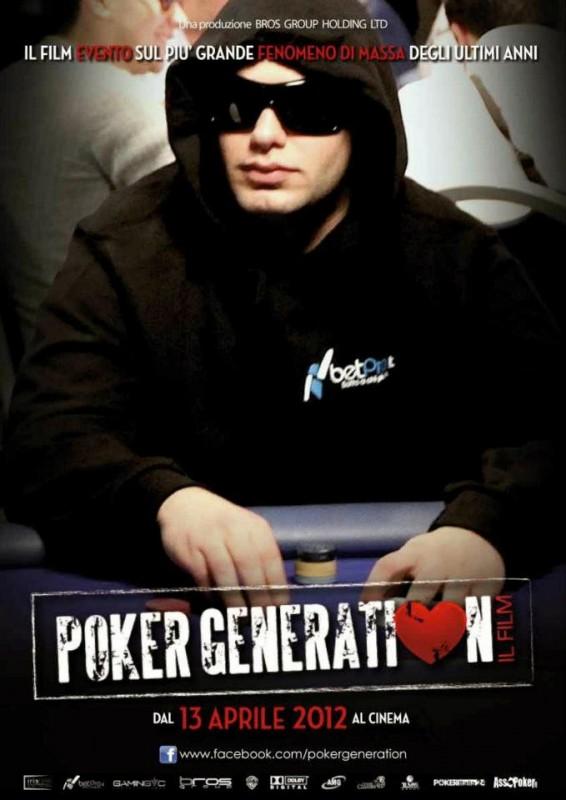 Poker Generation: un poster del film